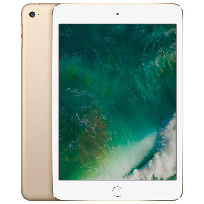 "Планшетный компьютер 7.9"" Apple iPad mini 4, 32Гб Flash, WiFi, Gold (MNY32RU/A)"