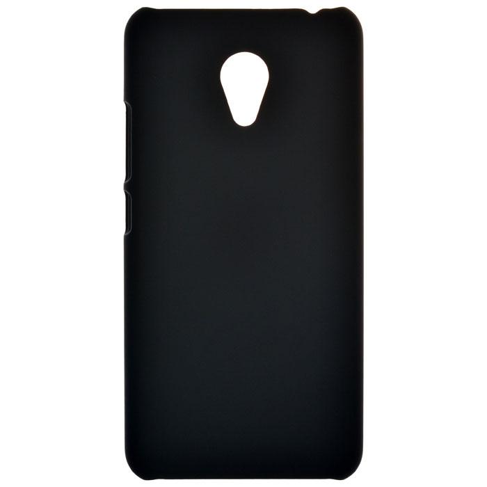 Чехол SkinBox 4People для Meizu M3s Mini, черный