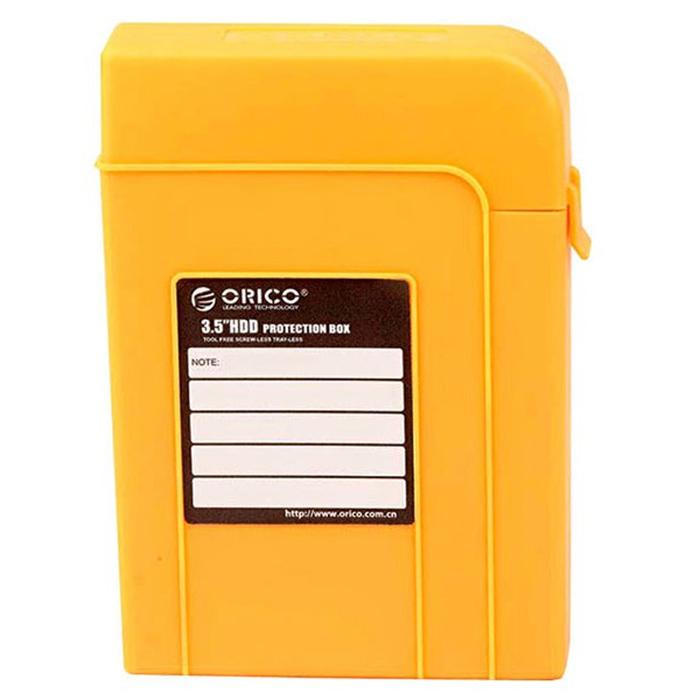 Чехол Orico PHB-25 для жесткого диска 3.5″ оранжевый