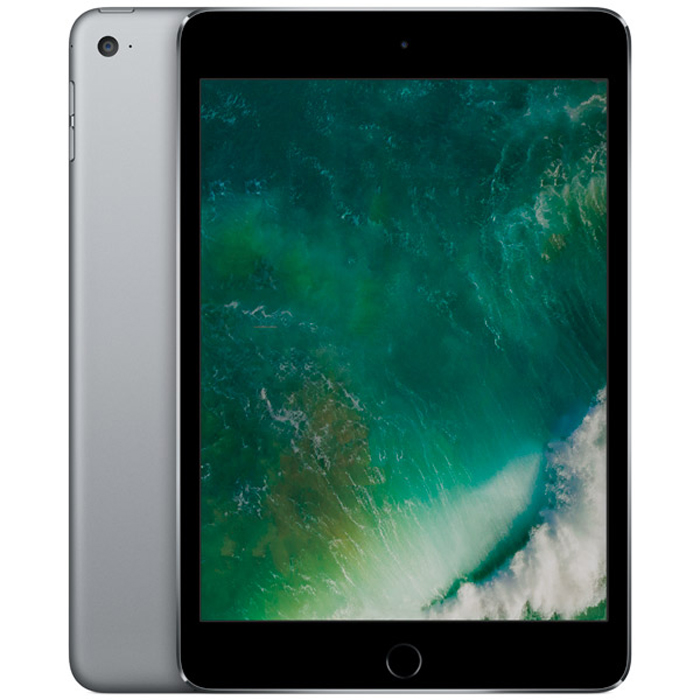 "Планшетный компьютер 7.9"" Apple iPad mini 4, 32Гб Flash, WiFi, Space Gray (MNY12RU/A)"