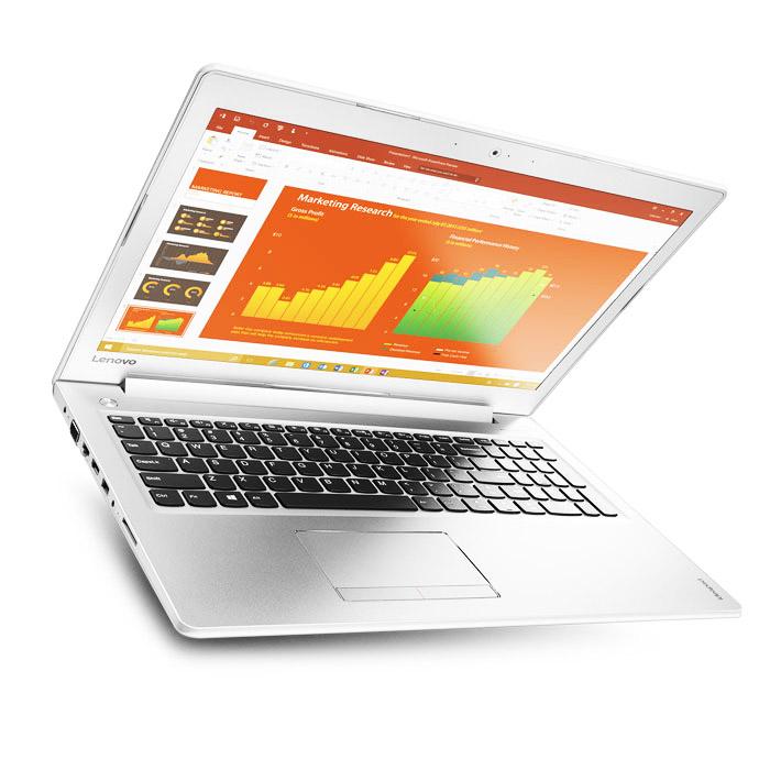 Ноутбук 15.6″ Lenovo IdeaPad 310-15IAP N4200/4Gb/500Gb/15.6″ FullHD/Win 10 white