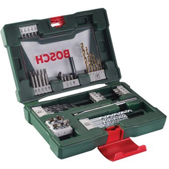 Набор принадлежностей Bosch V-Line 48 2607017314