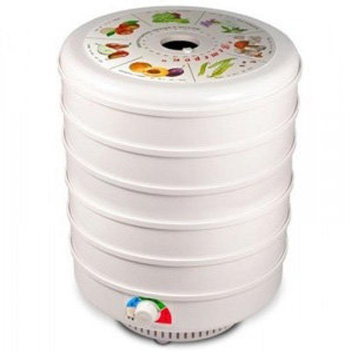 Сушилка для овощей, грибов и фруктов Ветерок-2 5 поддонов