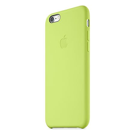 Чехол для Apple iPhone 6 Plus/ iPhone 6s Plus Silicone Case Green MGXX2ZM/A