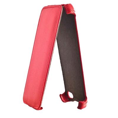 Чехол iBox Premium для Philips Xenium W3500, красный