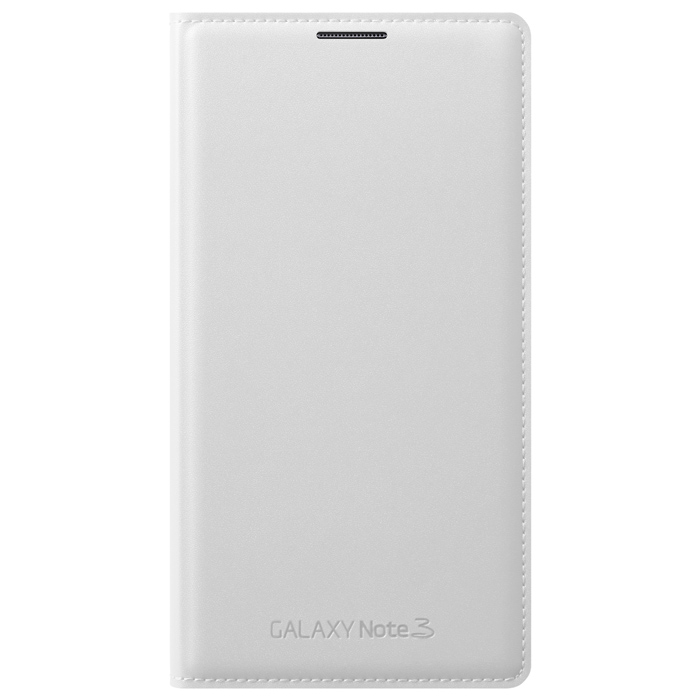 Чехол Samsung Flip Wallet для Samsung Galaxy Note 3 N9000N9005, белый