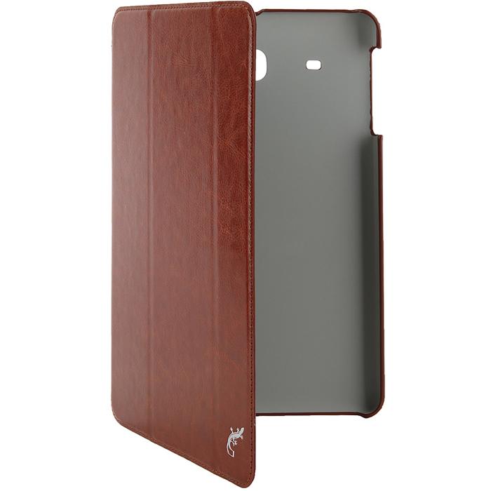 Чехол для Samsung Galaxy Tab E 9.6 SM-T561SM-T560 G-Case Executive, коричневый