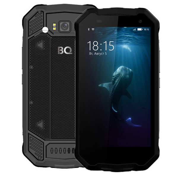 Смартфон BQ Mobile BQ-5033 Shark Black