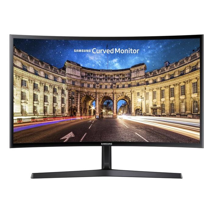 Монитор ЖК Samsung C24F396FHI 23.5″ VA black VGA HDMI