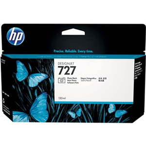 Картридж HP B3P23A №727 Photo Black 130ml