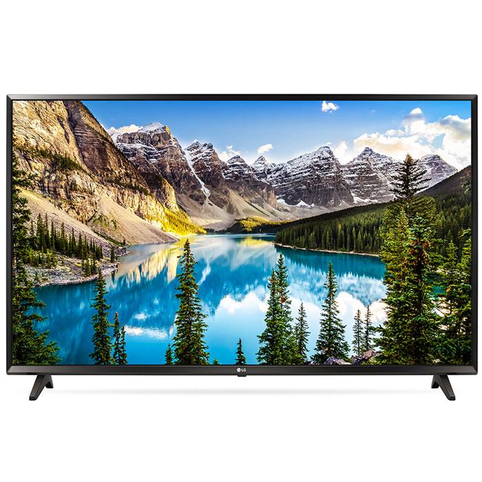 Телевизор ЖК 43″ LG 43UJ630V черный