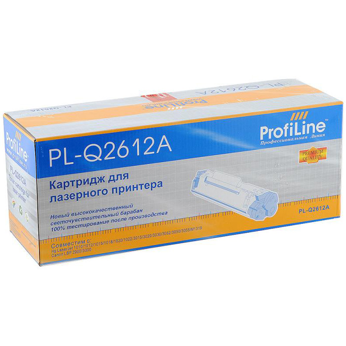 Картридж ProfiLine PL-Q2612A/703