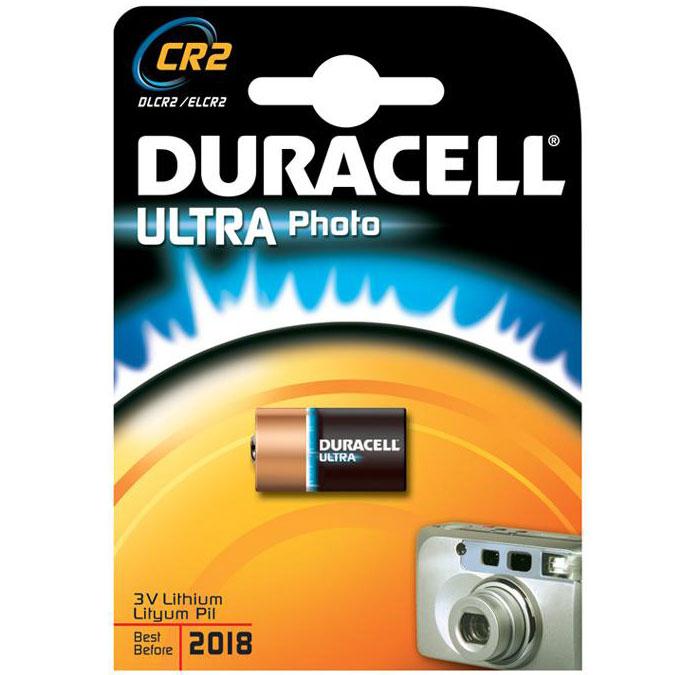 Батарейки Duracell CR2 BI Ultra