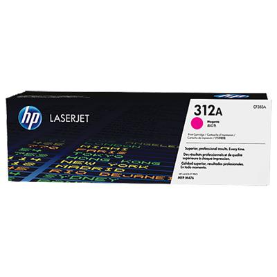 Картридж HP CF383A №312A Magenta