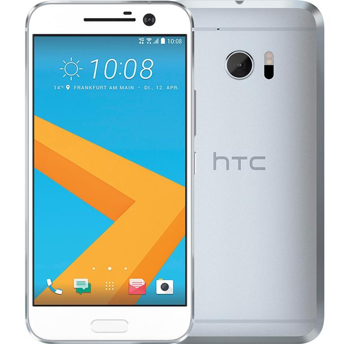 Смартфон HTC 10 Lifestyle Silver