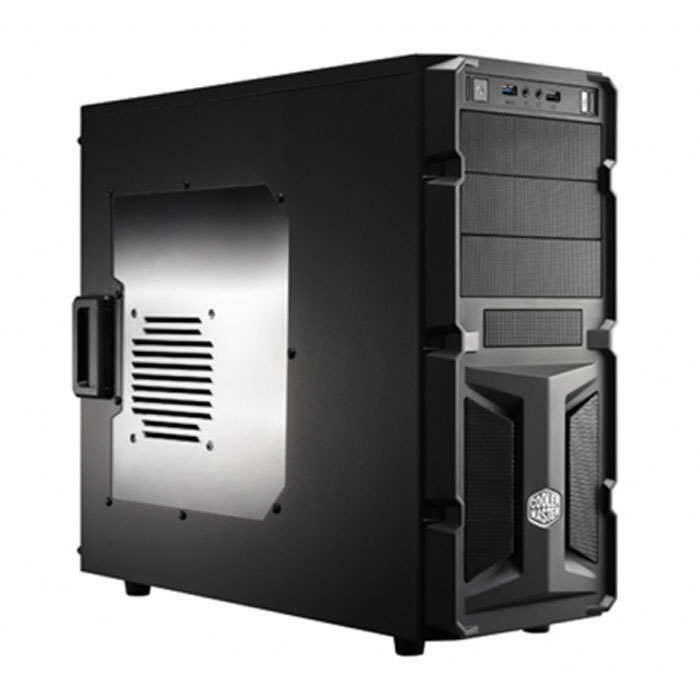 Корпус Cooler Master K350 ( RC-K350-KWN2-EN ) Black