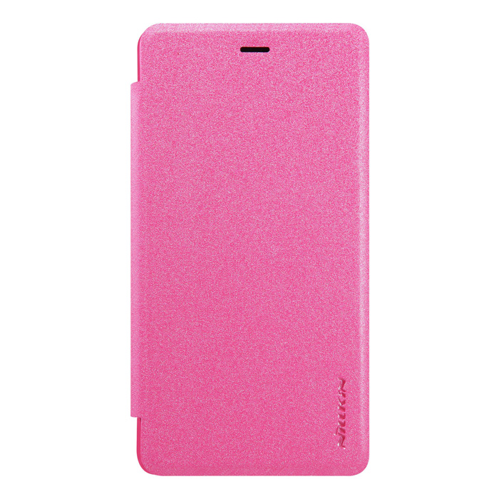 Чехол Nillkin Sparkle Leather Case для Xiaomi Redmi 3s/Pro, красный
