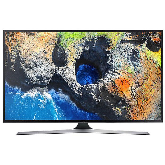 Телевизор ЖК 55″ Samsung UE55MU6100UX черный