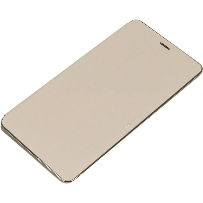 Чехол Asus Folio Cover case для Asus ZenFone 3 ZU680KL золотистый