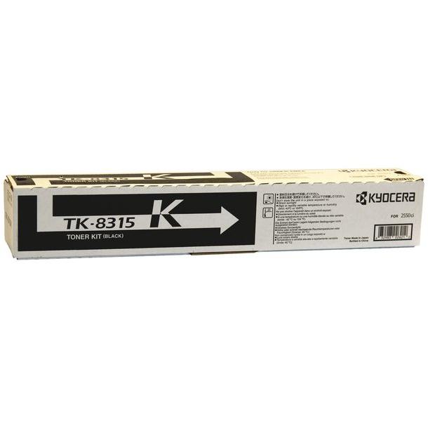 Картридж Kyocera TK-8315K Black