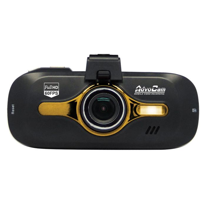 Видеорегистратор Advocam FD8 Gold GPS, черный с золотым