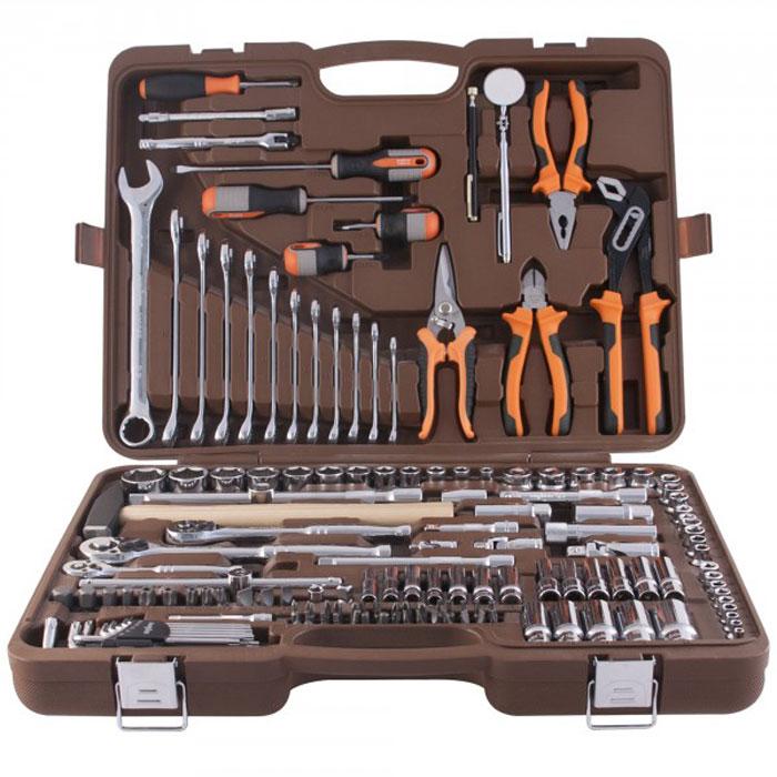 Универсальный набор инструментов 150 предметов Ombra OMT150S