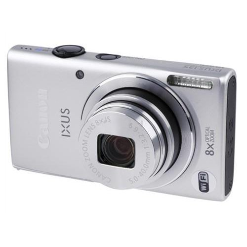 Компактная камера Canon Digital IXUS серебристый