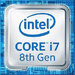 Процессор LGA 1151v2 Intel Core i7 8700 Coffee Lake 3.2GHz, 12Mb ( i7-8700 ) Oem