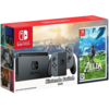 Игровая приставка Nintendo Switch Gray + The Legend of Zelda: Breath Of The Wild