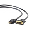 Кабель Displayport - DVI 1.8м <>